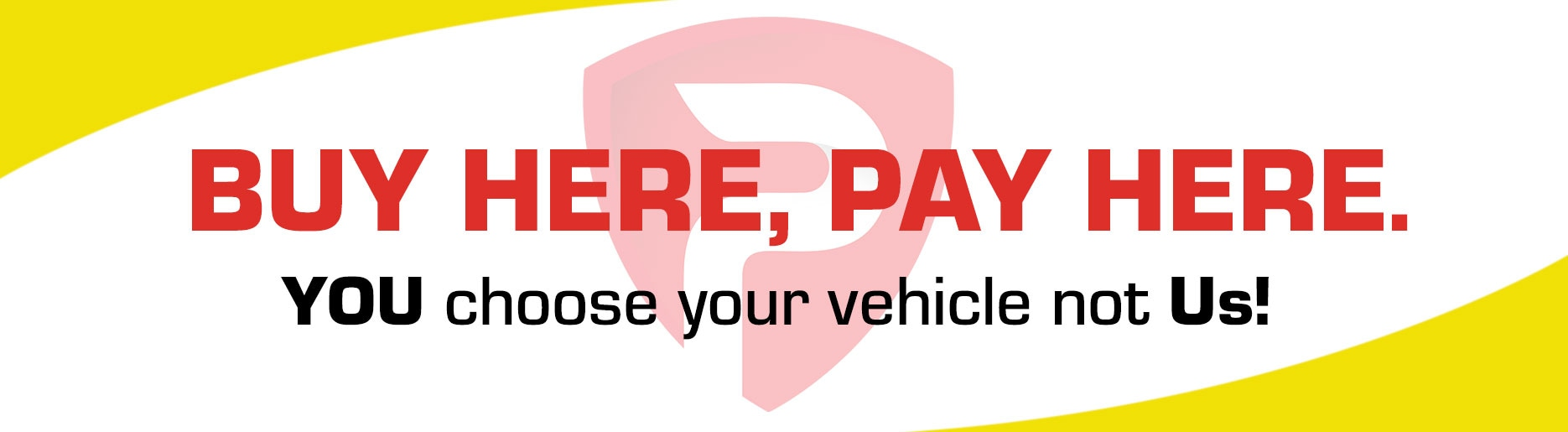 Buy Here Pay Here at Prestige Auto Mart