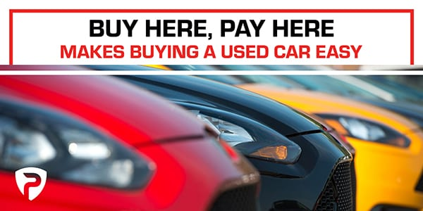 Buy Here Pay Here Makes Car Buying Easy