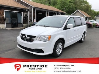 2016 Dodge Grand Caravan 4dr Wgn SXT Mini-van, Passenger For Sale in Westport, MA