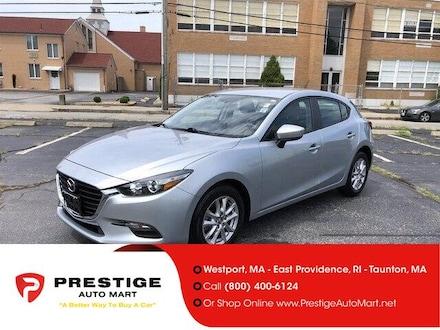 2017 Mazda Mazda3 5-Door Sport Auto Car