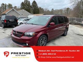 2017 Dodge Grand Caravan GT Wagon Mini-van, Passenger For Sale in Westport, MA