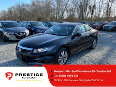 2012 Honda Accord 2dr I4 Auto LX-S Car For Sale in Westport, MA