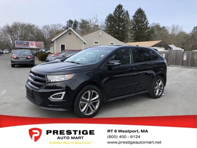 Fall River Ford >> Used 2017 Ford Edge For Sale Westport Near Fall River Ma New Bedford Ma And Dartmouth Ma