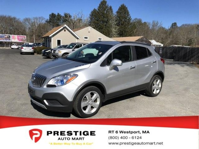 2016 Buick Encore AWD 4dr Sport Utility