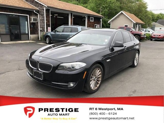 2011 BMW 5 Series 4dr Sdn 535i RWD Car