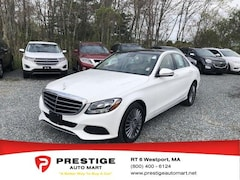 2016 Mercedes-Benz C-Class 4dr Sdn C 300 Luxury 4matic Car