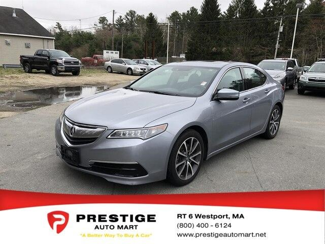 Used 2015 Acura TLX For Sale | Westport near Fall River, MA, New Bedford,  MA, and Dartmouth, MA
