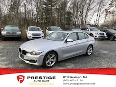 2015 BMW 3 Series 4dr Sdn 328i xDrive AWD SULEV Car For Sale in Westport, MA