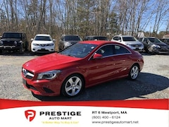 2015 Mercedes-Benz CLA-Class CLA250 4matic Coupe Car