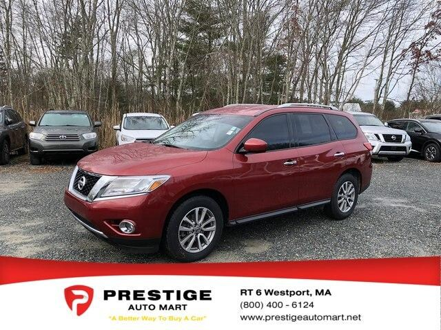 2016 Nissan Rogue AWD 4dr S Sport Utility