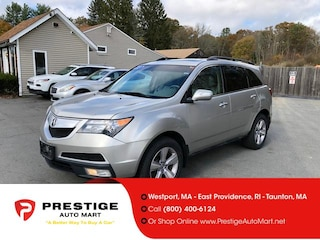 2013 Acura MDX AWD 4dr Tech Pkg Sport Utility For Sale in Westport, MA