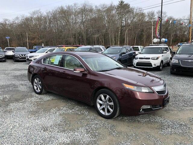 Used 2012 Acura TL For Sale   Westport near Fall River, MA