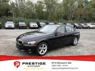2015 BMW 3 Series 4dr Sdn 328i Xdrive AWD Sulev Car