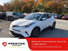 2018 Toyota C-HR XLE FWD Sport Utility For Sale in Westport, MA