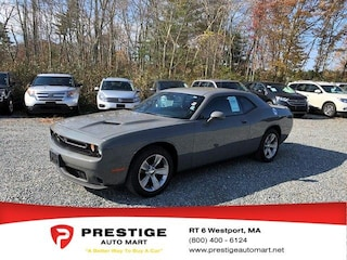 2017 Dodge Challenger SXT Coupe Car For Sale in Westport, MA
