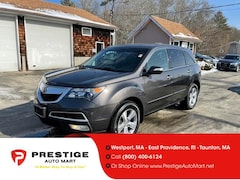 2012 Acura MDX AWD 4dr Sport Utility For Sale in Westport, MA
