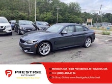 2018 BMW 4 Series 440i xDrive Gran Coupe Car