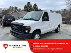 2014 Ford Econoline E-250 Commercial Full-size Cargo Van For Sale in Westport, MA