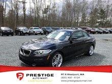 2015 BMW 2 Series 2dr Cpe 228i Xdrive AWD Car