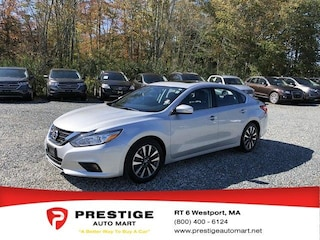 2017 Nissan Altima 2.5 SL Sedan Car For Sale in Westport, MA