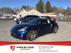 2017 Nissan 370Z Coupe Sport Auto Car For Sale in Westport, MA