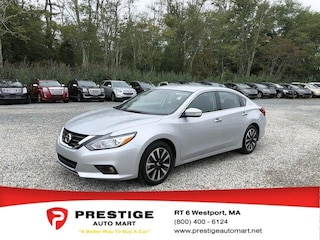 2018 Nissan Altima 2.5 SL Sedan Car For Sale in Westport, MA