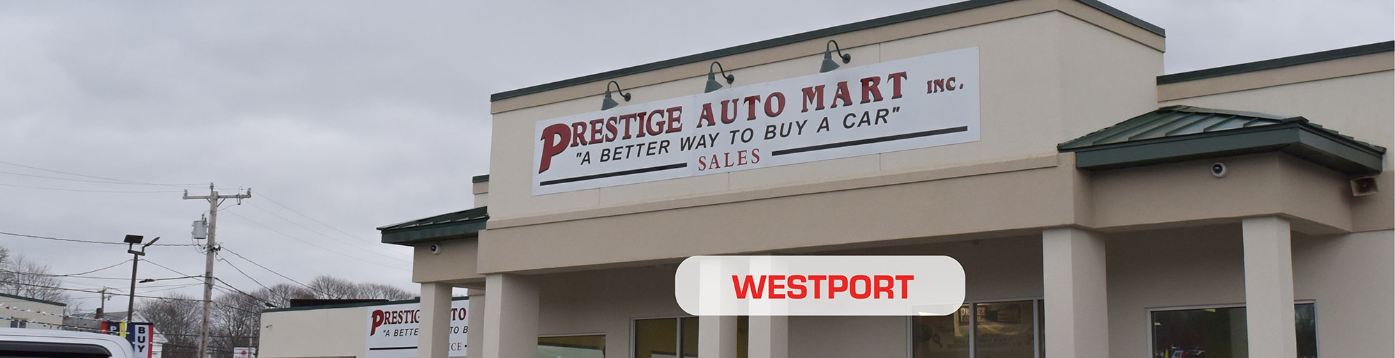 westport ma pre owned used car dealer prestige auto mart. Black Bedroom Furniture Sets. Home Design Ideas