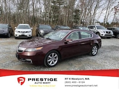 2012 Acura TL 4dr Sdn Auto 2WD Car For Sale in Westport, MA