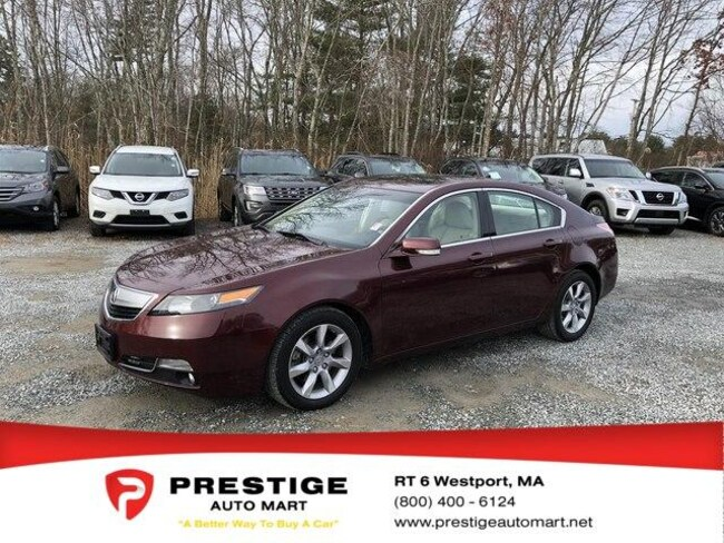 Acura Tl For Sale >> Used 2012 Acura Tl For Sale Westport Near Fall River Ma New