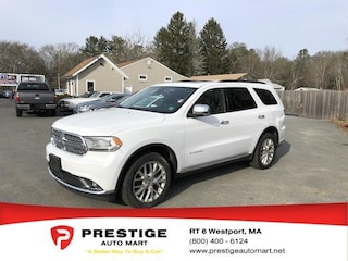 2015 Dodge Durango AWD 4dr Citadel Sport Utility For Sale in Westport, MA