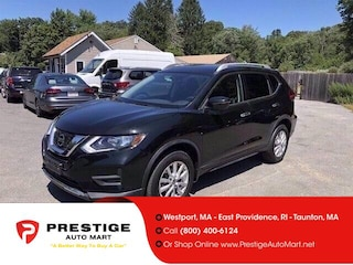 2017 Nissan Rogue AWD SV Sport Utility For Sale in Westport, MA
