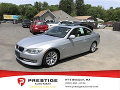 2011 BMW 3 Series 2dr Cpe 328i xDrive AWD Car For Sale in Westport, MA