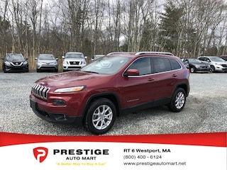 2016 Jeep Cherokee 4WD 4dr Latitude Sport Utility