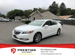 2016 Acura RLX 4dr Sdn Tech Pkg Car For Sale in Westport, MA
