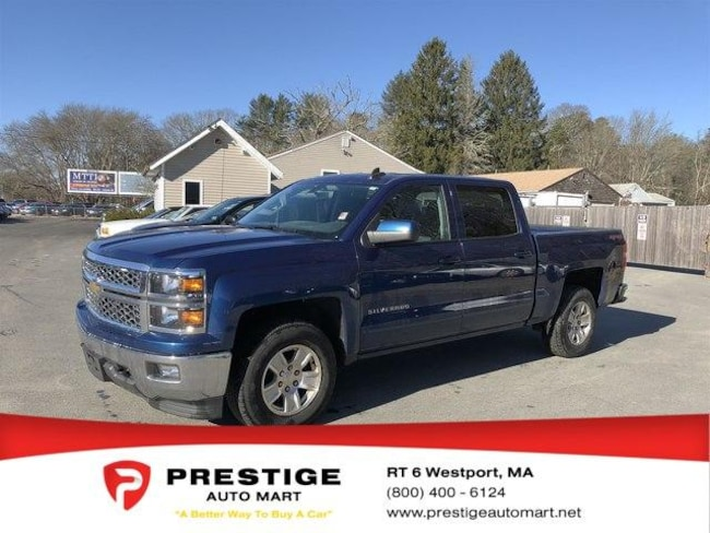 Used 2015 Chevrolet Silverado 1500 For Sale Westport Near Fall
