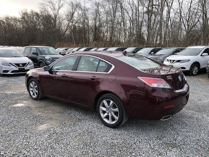 Used 2012 Acura TL For Sale | Westport near Fall River, MA