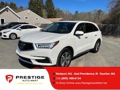 2018 Acura MDX SH-AWD Sport Utility For Sale in Westport, MA
