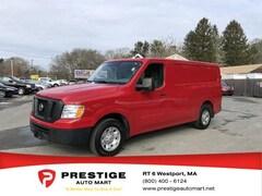 2012 Nissan NV Standard Roof 2500 V8 S w/Sliding G Full-size Cargo Van