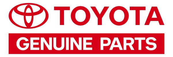 Toyota Genuine Parts Logo