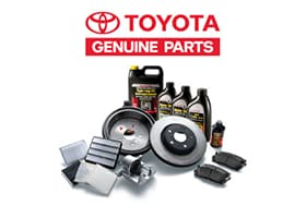 Order Toyota Genuine Parts at Puente Hills Toyota