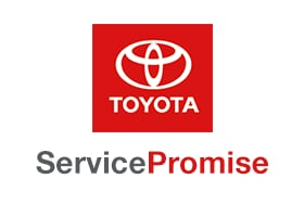 Toyota Service Promise at Puente Hills Toyota