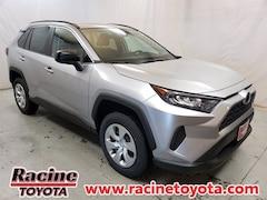 new 2021 Toyota RAV4 LE SUV near milwaukee
