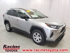 Used  2019 Toyota RAV4 LE Sport Utility in Mt. Pleasant WI