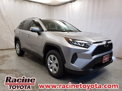 New 2021 Toyota RAV4 LE SUV in Mount Pleasant WI