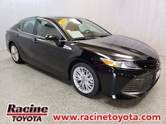 certified pre-owned 2020 Toyota Camry XLE 4 in Mount Pleasant WI