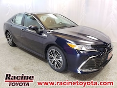 New 2021 Toyota Camry XLE Sedan in Mount Pleasant WI