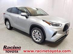 new 2021 Toyota Highlander Limited SUV near milwaukee