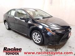 New 2021 Toyota Corolla LE Sedan in Mount Pleasant WI