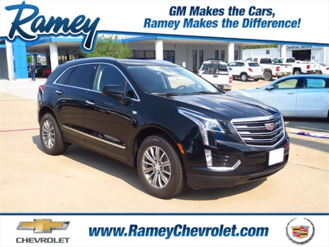 2017 CADILLAC XT5 Luxury Wagon