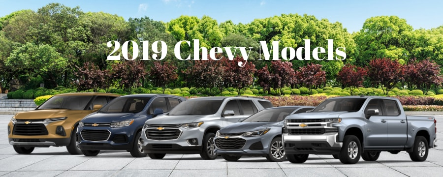 Chevy Reaper For Sale >> 2019 Chevy Models For Sale Raymond Chevrolet